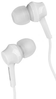 Гарнитура Panasonic RP-TCM105E-W белый недорого
