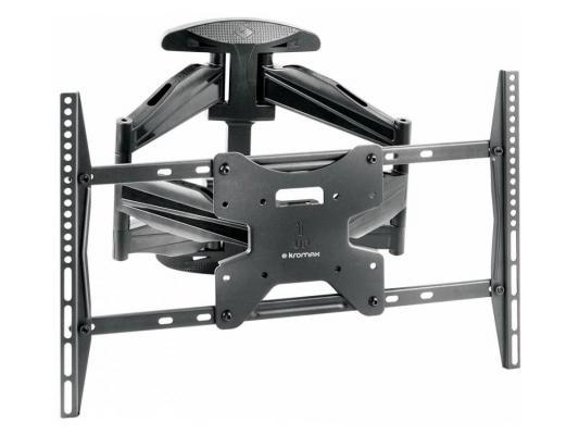 """Кронштейн Kromax ATLANTIS-35 серый LCD/LED 26-65"""" настенный 5 степеней свободы VESA 600x400 max 60 кг"""