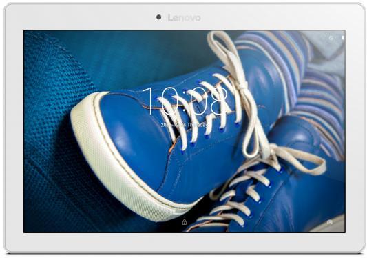 Планшет Lenovo TAB2-X30L 10.1 16Gb жемчужный Wi-Fi 3G Bluetooth LTE Android ZA0D0053RU белый планшет lenovo tab 4 tb 8504x 8 16gb черный wi fi 3g bluetooth lte android za2d0036ru