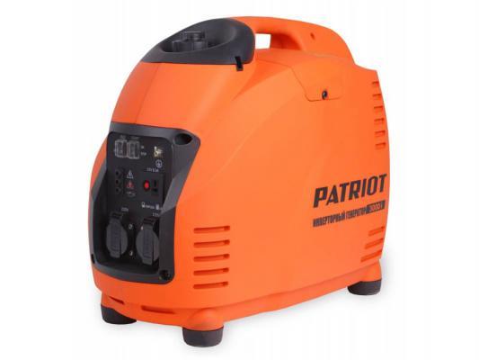 Генератор Patriot 3000i бензиновый/инверторный бензиновый снегоуборщик patriot сибирь 60