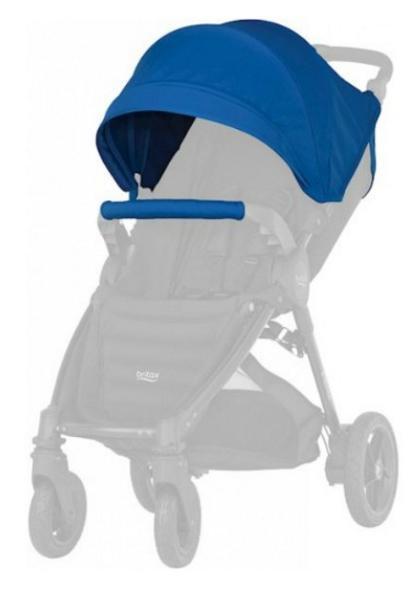 Капор для детской коляски Britax B-Agile/B-motion (ocean blue)