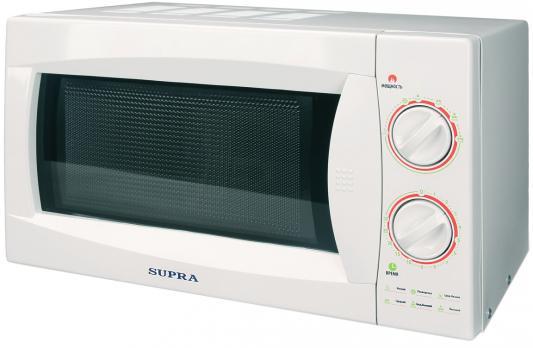 СВЧ Supra MWS-1806MW 700 Вт белый supra mws 1803mw