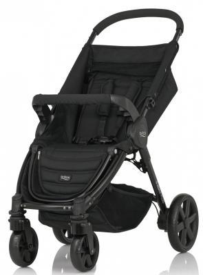 Прогулочная коляска Britax B-Agile 4 Plus (cosmos black)