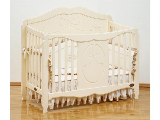 Кроватка-трансформер Giovanni Valencia (ivory)