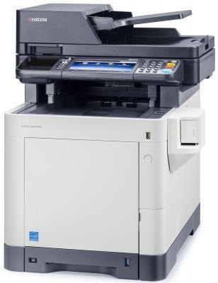 МФУ Kyocera ECOSYS M6035cidn цветной A4 35ppm 9600x600 dpi Duplex USB Ethernet 1102PB3NL0