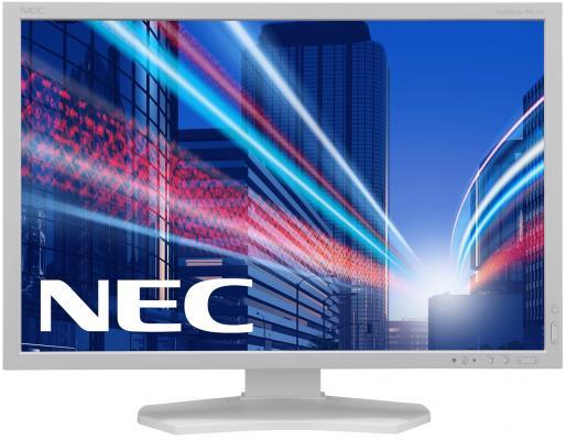Монитор 24 NEC PA242W-SV2 монитор nec 30 multisync pa302w sv2 pa302w sv2