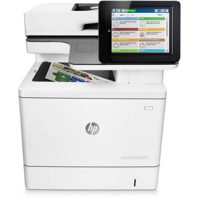 МФУ HP LaserJet Enterprise MFP M577dn B5L46A цветное A4 38ppm 1200x1200dpi Duplex Ethernet USB new paper delivery tray assembly output paper tray rm1 6903 000 for hp laserjet hp 1102 1106 p1102 p1102w p1102s printer
