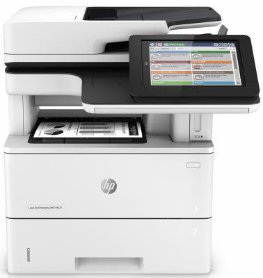 МФУ HP LaserJet Enterprise MFP M527f F2A77A ч/б A4 43ppm 1200x1200dpi Duplex Ethernet USB