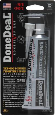Герметик-формирователь прокладок Done Deal DD 6733 цена