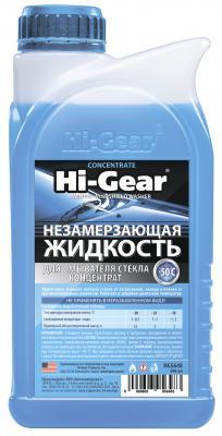 Незамерзающая жидкость Hi Gear HG 5648 салфетки hi gear hg 5583 освежающие