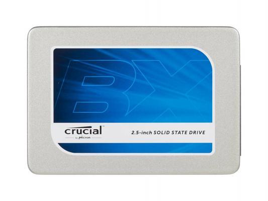 "SSD Твердотельный накопитель 2.5"" 240GB Crucial BX200 Read 540Mb/s Write 490Mb/s SATAIII CT240BX200SSD1"