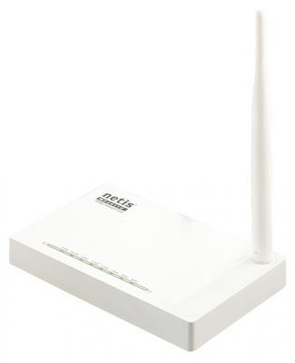 Маршрутизатор Netis WF-2411E 802.11bgn 150Mbps 2.4 ГГц 4xLAN RJ-45 белый
