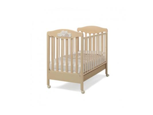 Кроватка Erbesi Tippy (натуральный)