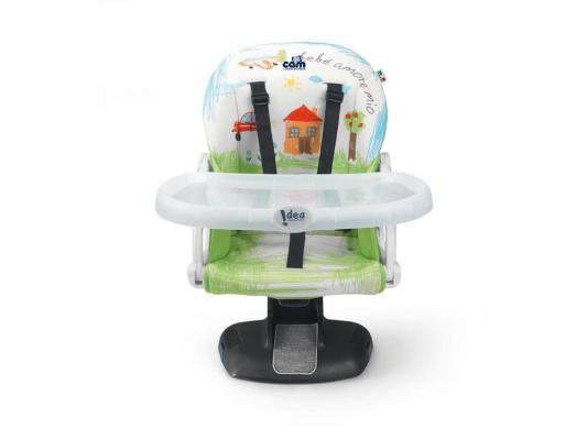 Стульчик для кормления Cam Idea (цвет 222) cam стульчик для кормления pappananna cam зеленый
