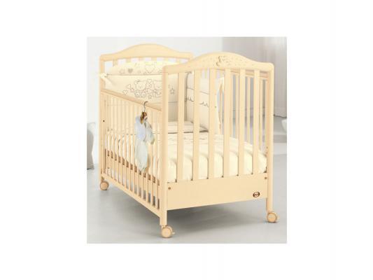 Кроватка Pali Little Star Prestige (магнолия) кроватка качалка pali principe prestige магнолия