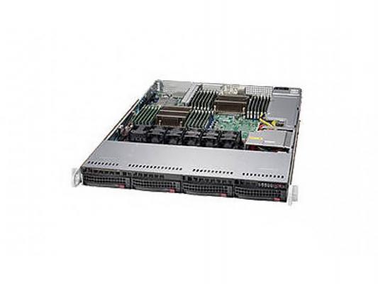 Серверная платформа SuperMicro SYS-6017R-TDT+