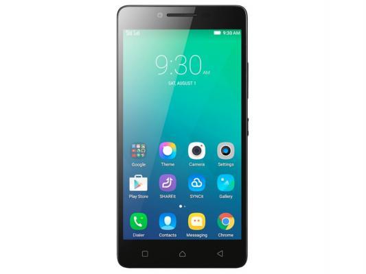 "Смартфон Lenovo A6010 черный 5"" 8 Гб LTE Wi-Fi GPS PA220036RU"