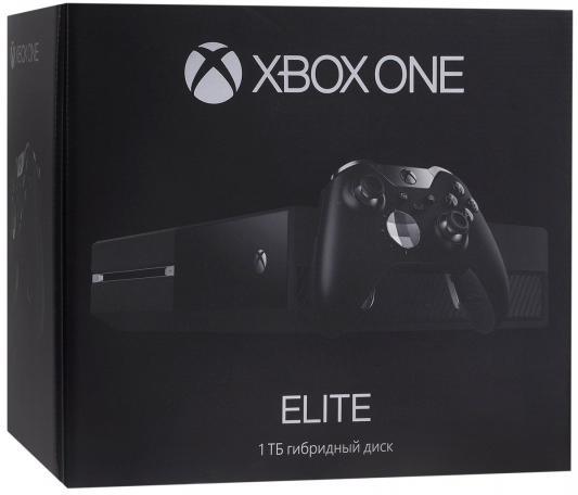 Игровая приставка Microsoft Xbox One Elite 1Tb KG4-00062