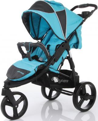 Прогулочная коляска Baby Care Jogger Cruze (blue)