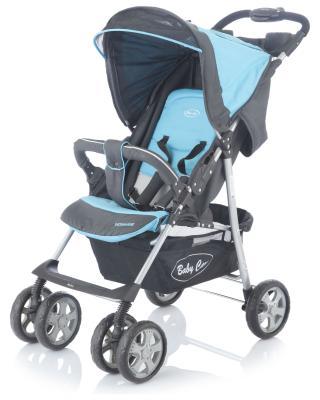 Прогулочная коляска Baby Care Voyager (blue)