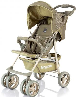 Прогулочная коляска Baby Care Voyager (olive checkers) коляска baby care voyager violet