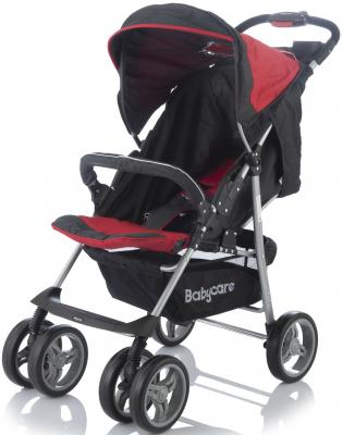 Прогулочная коляска Baby Care Voyager (red)