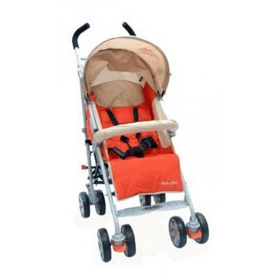 Купить Коляска-трость Baby Care Polo 107 (light teracote), терракотовый, Коляски-трости