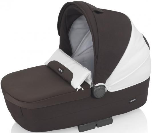 Коляска для новорожденного Inglesina Sofia на шасси Comfort Chrome/Slate (AB15F6MAR+AE10E6100/B)