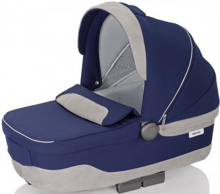 Коляска для новорожденного Inglesina Sofia на шасси Comfort Chrome/Slate (AB15G6PST+AE10G6100/B/2 коробки)