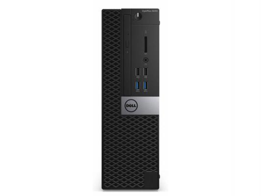 Системный блок DELL Optiplex 5040 SFF i5-6700 3.2GHz 8Gb 500Gb HDG530 DVD-RW Win7Pro клавиатура мышь серебристо-черный 5040-2032  Optiplex 5040