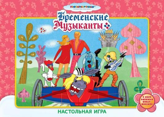 Настольная игра Русский Стиль развивающая Союзмультфильм Бременские музыканты 03855 от 123.ru