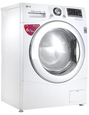 Стиральная машина LG F1296CD3 белый стиральная машина lg f1296nd3 белый