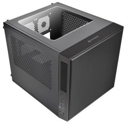 Корпус mini-ITX Thermaltake Suppressor F1 Без БП чёрный CA-1E6-00S1WN-00