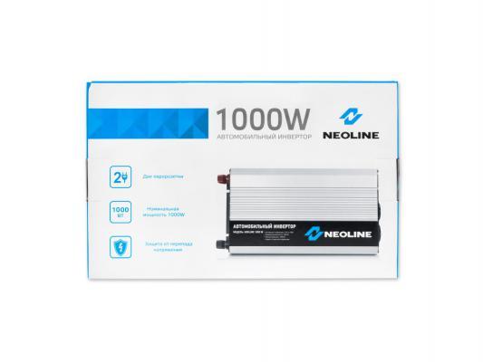 Автомобильный инвертор напряжения Neoline 1000W 1000Вт автомобильный инвертор напряжения neoline 300w 300вт