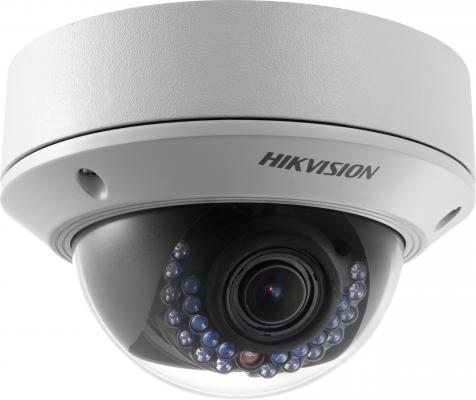 Камера IP Hikvision DS-2CD2742FWD-IS CMOS 1/3'' 2688 x 1520 H.264 MJPEG RJ-45 LAN PoE белый hikvision ds 2cd2742fwd is камера видеонаблюдения