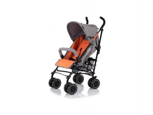 Коляска-трость Jetem Holiday (orange/grey)