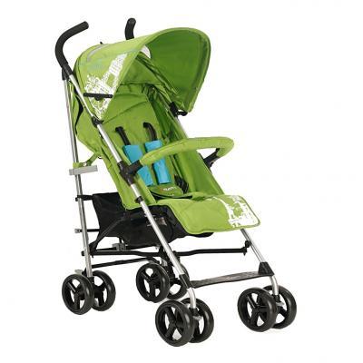 Коляска-трость Jetem Paris (olive green) коляска трость jetem elegant dark grey blue полоска