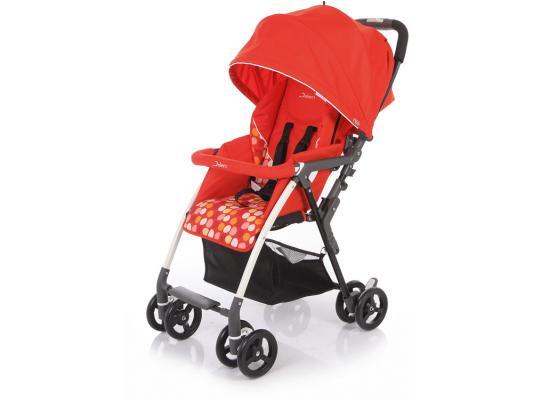 Прогулочная коляска Jetem Neo (красный) цена