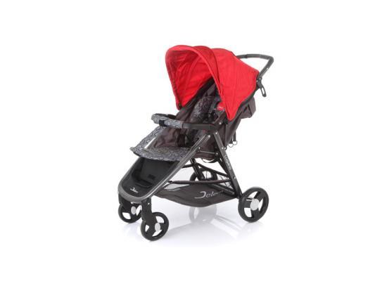 Прогулочная коляска Jetem Lugano (red)