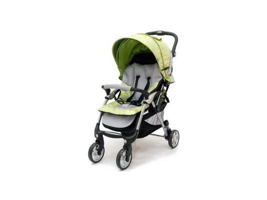 Прогулочная коляска Jetem Tourneo (flover green/licht grey)