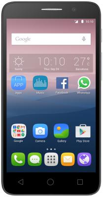 "Смартфон Alcatel OneTouch POP 3 белый 5.5"" 8 Гб LTE Wi-Fi GPS OT5054D"