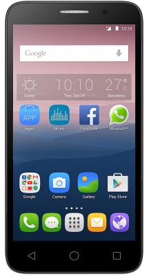 "Смартфон Alcatel OneTouch POP 3 черный 5.5"" 8 Мб LTE Wi-Fi GPS OT5054D"