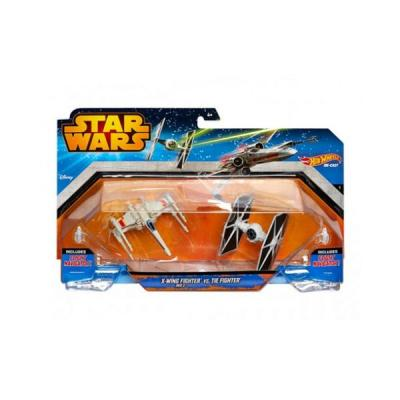 Игровой набор Mattel Star Wars: Tie Fighter vs Millennium Falcon от 4 лет 2 предмета CGW90 brad burton life business just got easier