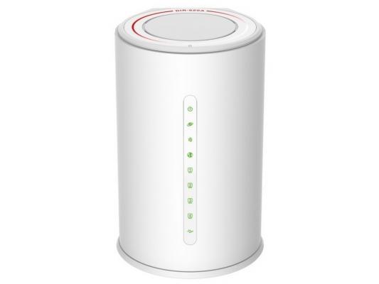 Беспроводной маршрутизатор D-Link DIR-620A/A1A 802.11n 300Mbps 4xLAN с поддержкой 3G/CDMA/LTE и USB-портом