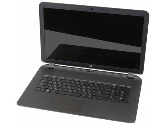 """Ноутбук HP 17-p100ur 17.3"""" 1600x900 AMD E-E1-6010 N7K09EA"""