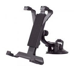 Автомобильный держатель Wiiix KDS-2U для планшетов черный автомобильный держатель wiiix kds 2 для планшетов крепление на стекло черный page 3