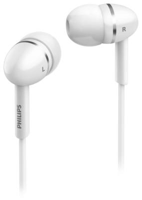 Наушники Philips SHE1450WT/51 белый philips she1450wt 51 наушники