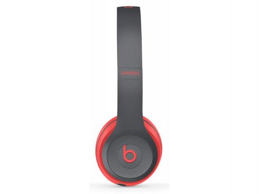 Bluetooth-гарнитура Apple Beats Solo 2 WL SE2 Active Collection красный MKQ22ZE/A