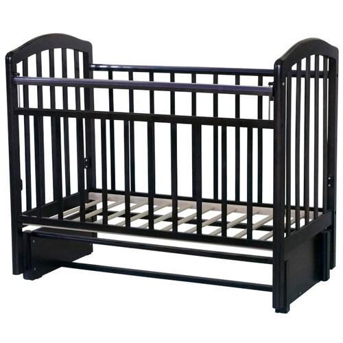 Кроватка с маятником Антел Алита-5 (венге)
