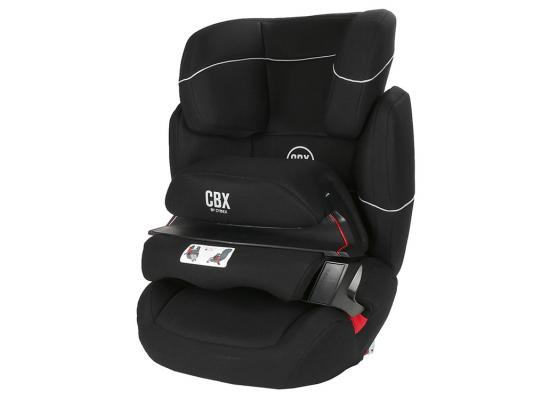 Автокресло Cybex Aura-Fix (pure black)